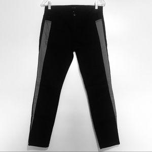 Joe's Jeans Skinny Ankle Cast Iron Black High Rise